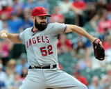 Los Angeles Angels of Anaheim v Texas Rangers Photo by Rick Yeatts