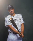 Colorado Rockies Photo Day Photo by Rob Tringali