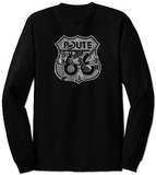 Long Sleeve: Stops Along Route 66 Shirts