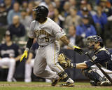 Pittsburgh Pirates v Milwaukee Brewers Photo by Mike McGinnis