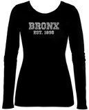 Womens Long Sleeve: Bronx Womens Long Sleeves