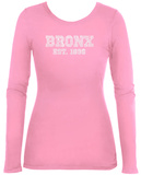 Women's Long Sleeve: Bronx Shirt