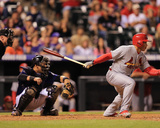 St Louis Cardinals v Colorado Rockies Photo by Doug Pensinger