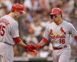 NLCS - St Louis Cardinals v San Francisco Giants - Game Four Fotografía por Ezra Shaw