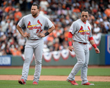 NLCS - St Louis Cardinals v San Francisco Giants - Game Three Fotografía por Harry How