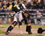 Wild Card Game - San Francisco Giants v Pittsburgh Pirates Photo by Jason Miller