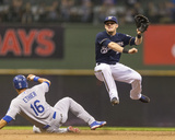 Los Angeles Dodgers v Milwaukee Brewers Photo by Tom Lynn