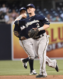 Milwaukee Brewers v San Diego Padres Photo by Denis Poroy
