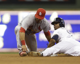 St. Louis Cardinals v Milwaukee Brewers Photo by Mike McGinnis