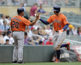 Houston Astros v Minnesota Twins Photo by Hannah Foslien