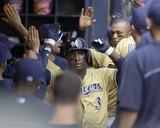 Philadelphia Phillies v Milwaukee Brewers Photo by Mike McGinnis