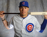 Chicago Cubs Photo Day Photo by Rich Pilling