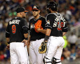 San Diego Padres v Miami Marlins Photo by Marc Serota