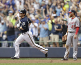 Washington Nationals v Milwaukee Brewers Photo by Mike McGinnis
