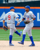 Chicago Cubs v New York Mets Photo by Jim McIsaac