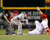 Milwaukee Brewers v Cincinnati Reds Photo by Kirk Irwin