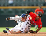 Miami Marlins v Colorado Rockies Photo by Dustin Bradford