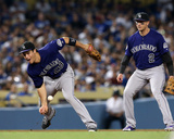 Colorado Rockies v Los Angeles Dodgers Photo by Stephen Dunn