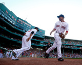 Chicago Cubs v Boston Red Sox Photo by Jared Wickerham