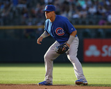 Chicago Cubs v Colorado Rockies Photo by Doug Pensinger