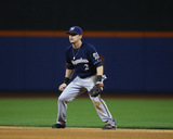 Milwaukee Brewers v New York Mets Photo by Al Bello