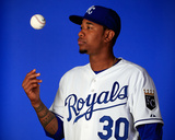 Kansas City Royals Photo Day Photo by Jamie Squire