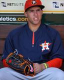 Houston Astros Vs. Oakland Athletics Photo by Brad Mangin