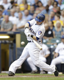 Minnesota Twins v Milwaukee Brewers Photo by Mike McGinnis