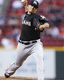 Miami Marlins v Cincinnati Reds Photo by Joe Robbins