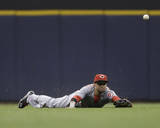 Cincinnati Reds v Milwaukee Brewers Photo by Mike McGinnis