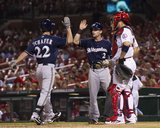 Milwaukee Brewers v St. Louis Cardinals Photo by David Welker