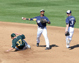 Oakland Athletics v Milwaukee Brewers Photo by Jennifer Stewart