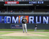 Miami Marlins v Minnesota Twins - Game One Photo by Hannah Foslien