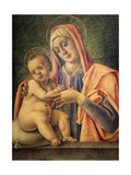 Madonna and Child, 1490 Giclée-Druck von Bartolomeo Vivarini