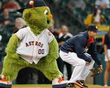 Oakland Athletics v Houston Astros Photo by Bob Levey