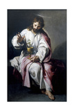 St John the Evangelist with the Poisoned Cup, 1636 Giclee Print by Alonso Cano