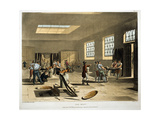 The Mint, London, 1808-1811 Giclee Print by Augustus Charles Pugin