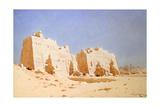 Karnak, 1897-1930 Giclee Print by Augustus Osborne Lamplough