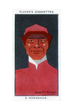 Stephen Donoghue, Jockey and Trainer, 1926 Giclee Print by Alick PF Ritchie