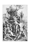 Hercules, C1500 Giclee Print by Albrecht Durer