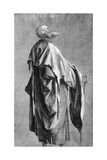 Apostle, 1508 Giclee Print by Albrecht Durer