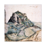 View of Arco, 1495 Giclee Print by Albrecht Durer