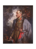 Field Marshall the Earl Haig, 1920 Giclee Print by Albert Chevallier Tayler