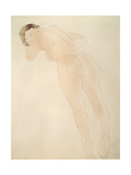 A Nude, 1900-1908 Giclee Print by Auguste Rodin