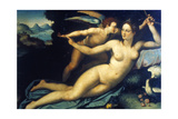 Venus and Cupid, Mid 16th Century Giclee Print by Agnolo Bronzino