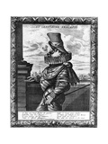 Capitaine Fracasse, C120-1670 Giclee Print by Abraham Bosse