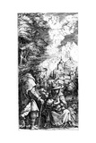 Rest on the Flight into Egypt, C1515-1519 Giclee Print by Albrecht Altdorfer