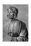Building Master Hieronymus of Augsburg, 1506 Giclee Print by Albrecht Durer