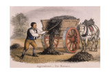 Agriculture, for Manure, C1845 Giclee Print by Benjamin Waterhouse Hawkins