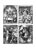 The 'Small Passion' Series, 1509-1511 Giclee Print by Albrecht Durer